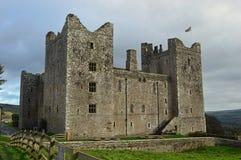 Μπόλτον Castle σε Wensleydale Γιορκσάιρ στοκ εικόνα