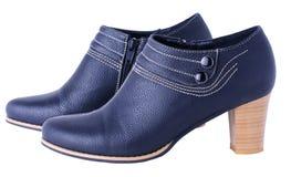 μπότες γυναικείες Στοκ Εικόνα