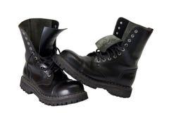 μπότες δύο Στοκ φωτογραφία με δικαίωμα ελεύθερης χρήσης