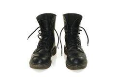 μπότες ΙΙ παλαιές στοκ φωτογραφία