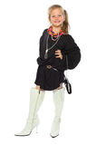 Μπότες μητέρας Στοκ εικόνα με δικαίωμα ελεύθερης χρήσης