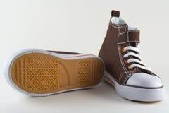 μπότες μπέιζ-μπώλ Στοκ Φωτογραφία