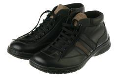 μπότες νέες στοκ φωτογραφία