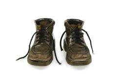 μπότες παλαιές Στοκ φωτογραφίες με δικαίωμα ελεύθερης χρήσης