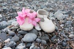 μπότες παραλιών Στοκ Εικόνες
