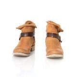 μπότες παλαιές Στοκ Εικόνα