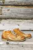 μπότες παλαιές Στοκ Εικόνες