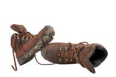 Μπότες πεζοπορίας Στοκ φωτογραφίες με δικαίωμα ελεύθερης χρήσης
