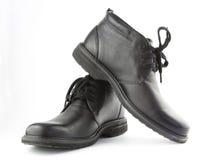 μπότες που απομονώνονται Στοκ Εικόνα
