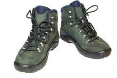 μπότες που το απομονωμέν&omicro Στοκ φωτογραφίες με δικαίωμα ελεύθερης χρήσης
