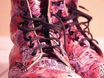 μπότες φοβιτσιάρεις Στοκ φωτογραφίες με δικαίωμα ελεύθερης χρήσης