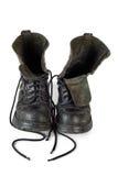 μπότες χρησιμοποιούμενε&s στοκ εικόνες με δικαίωμα ελεύθερης χρήσης