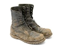 μπότες Στοκ εικόνα με δικαίωμα ελεύθερης χρήσης