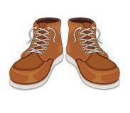 Μπότες   διανυσματική απεικόνιση