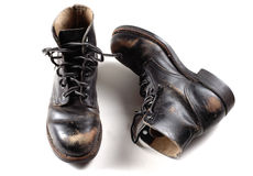 μπότες στοκ εικόνα