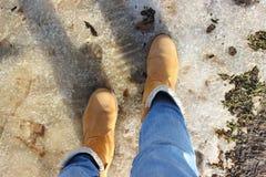 μπότες στοκ φωτογραφία με δικαίωμα ελεύθερης χρήσης