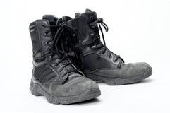 μπότες EMS παραϊατρικές Στοκ εικόνες με δικαίωμα ελεύθερης χρήσης