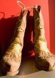 μπότες owboy Στοκ Φωτογραφίες