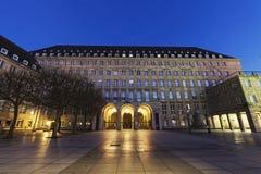 Μπόχουμ Rathaus Στοκ φωτογραφίες με δικαίωμα ελεύθερης χρήσης