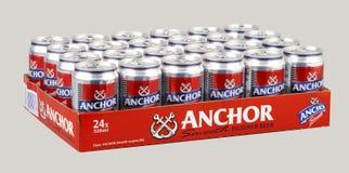 Μπύρα αγκύρων Στοκ Φωτογραφία