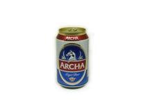 Μπύρα ARCHA Στοκ εικόνες με δικαίωμα ελεύθερης χρήσης