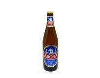 Μπύρα ARCHA Στοκ Εικόνες