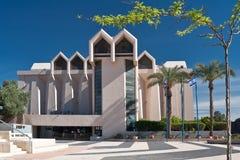 ΜΠΎΡΑ-SHEVA, ΙΣΡΑΉΛ 23 ΑΠΡΙΛΊΟΥ 2010: Αναμνηστικό Museum Yad LE Banim στοκ φωτογραφίες με δικαίωμα ελεύθερης χρήσης