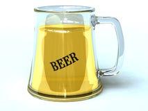 μπύρα time1 Στοκ εικόνα με δικαίωμα ελεύθερης χρήσης