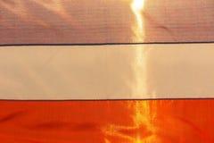 Μπλε, άσπρος, υπόβαθρο κόκκινων σημαιών στοκ φωτογραφίες με δικαίωμα ελεύθερης χρήσης