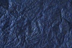 μπλε έγγραφο Στοκ φωτογραφία με δικαίωμα ελεύθερης χρήσης
