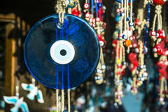 Μπλε ένωση φυλακτών Στοκ εικόνες με δικαίωμα ελεύθερης χρήσης