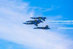 μπλε αγγέλων Στοκ εικόνα με δικαίωμα ελεύθερης χρήσης
