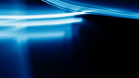 Μπλε ακτίνες ελαφριών ραβδώσεων απεικόνιση αποθεμάτων