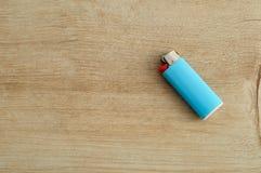 μπλε αναπτήρας Στοκ εικόνες με δικαίωμα ελεύθερης χρήσης
