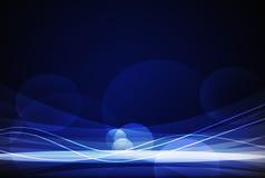 Μπλε ανασκόπηση χρώματος Στοκ φωτογραφίες με δικαίωμα ελεύθερης χρήσης