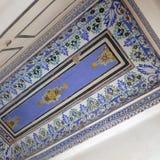 Μπλε ανώτατο όριο σε Bikaner, Ινδία Στοκ φωτογραφία με δικαίωμα ελεύθερης χρήσης