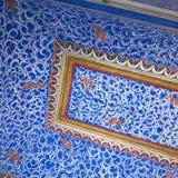 Μπλε ανώτατο όριο σε Bikaner, Ινδία Στοκ εικόνες με δικαίωμα ελεύθερης χρήσης