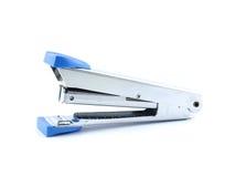 Μπλε ανώτατο stapler Στοκ Φωτογραφία