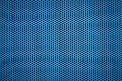 Μπλε απεικόνιση υποβάθρου μετάλλων αφηρημένη Στοκ φωτογραφία με δικαίωμα ελεύθερης χρήσης