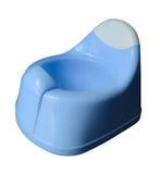 Μπλε ασήμαντος για λίγο παιδί Στοκ Εικόνα