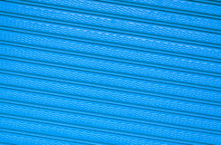 Μπλε αφηρημένο υπόβαθρο πυλών Στοκ φωτογραφίες με δικαίωμα ελεύθερης χρήσης