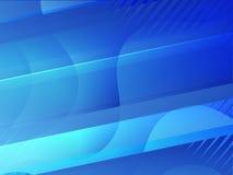 Μπλε αφηρημένο υπόβαθρο Στοκ φωτογραφία με δικαίωμα ελεύθερης χρήσης
