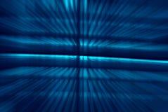 Μπλε αφηρημένο υπόβαθρο Στοκ εικόνες με δικαίωμα ελεύθερης χρήσης