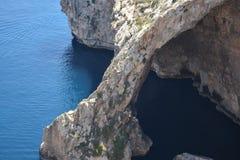 μπλε αψίδων Στοκ Φωτογραφίες