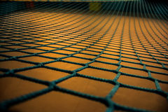 Μπλε αλιεία με δίχτυα Στοκ Εικόνα