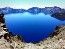 μπλε βαθύς Στοκ Φωτογραφίες