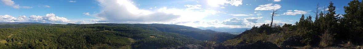 Μπλε βουνό μύτης Στοκ Εικόνες