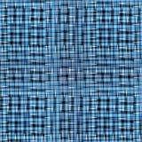Μπλε γεωμετρικά αντικείμενα σε μια σκοτεινή διανυσματική απεικόνιση υποβάθρου απεικόνιση αποθεμάτων