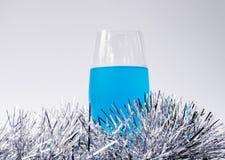 Μπλε γεύση διατρήσεων Στοκ φωτογραφία με δικαίωμα ελεύθερης χρήσης