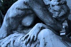 μπλε για πάντα Στοκ φωτογραφία με δικαίωμα ελεύθερης χρήσης